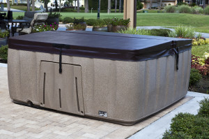 SPA COVER FOR DREAMMAKER&#174 SPA X-400&#174 SPA