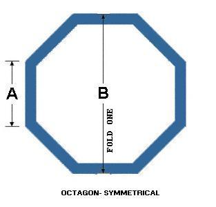 Octagon-Symmetrical (Equal Sides)